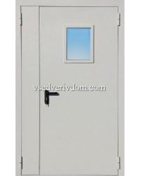 Остекленные ДПМО 02EIS 60 (противопожарное стекло 300*400мм)